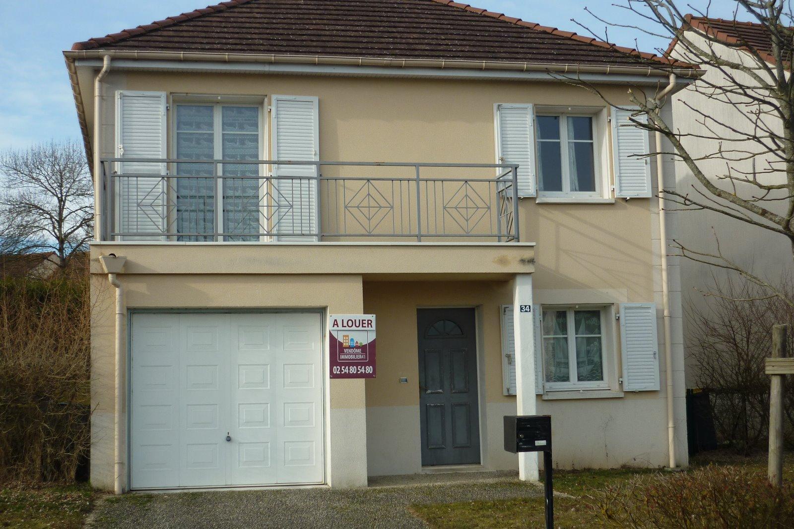 Offres de location Maison Saint-Ouen 41100