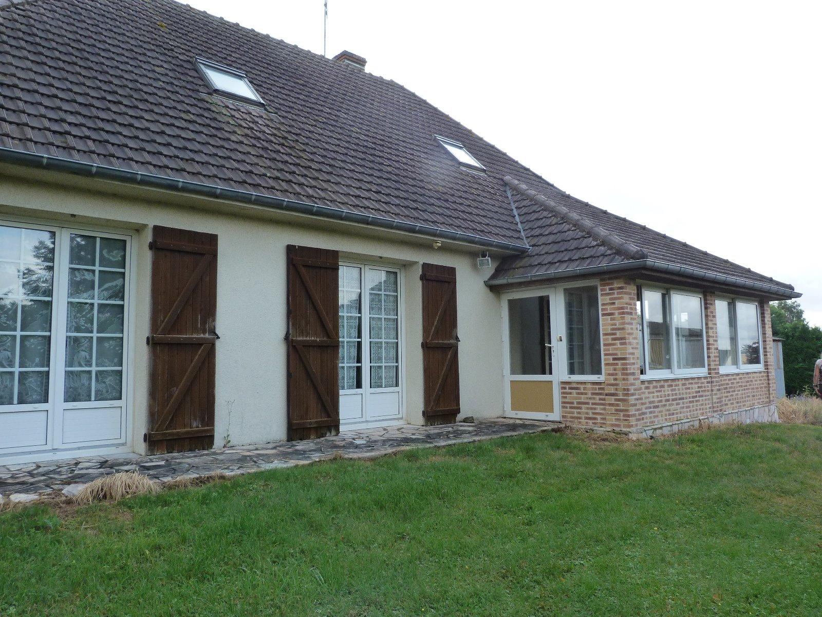 Offres de vente Maison Coulommiers-la-Tour 41100